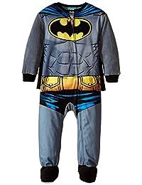 Batman Boys Blanket Sleeper with Cape