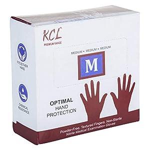 KCL Powder & Latex Free Nitrile Examinati...
