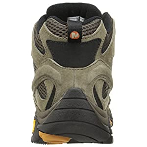 Merrell Men's Moab 2 Vent Mid Hiking Boot, Walnut, 11.5 2E US