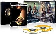 Wonder Woman (edición limitada Steelbook) [4K Ultra HD + Blu-ray + Digital HD]