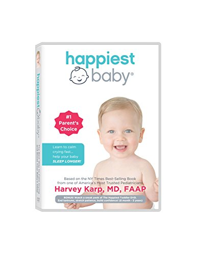 Happiest Baby: Learn to calm crying fast...help your baby sleep longer! Image