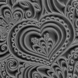 cool-tools-flexible-texture-tile-blooming-hearts-4-x-2
