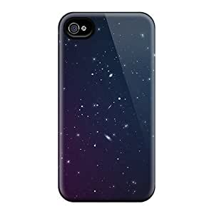 Awesome Vcl7167ddJT Evanhappy42 Defender Hard Cases Covers For Iphone 6plus- Space And Stars