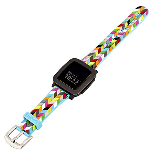 Pebble Watch Band French Bull