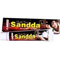 E-Solutions Sandda Ayurvedic Massage Cream for Male (Strength, Stamina and Power)