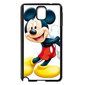 samsung_galaxy_note3 phone case Black Mickey Mouse BFS8490947