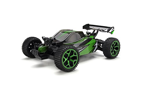 Dash Toyz Action Baja Remote Control RC Buggy 2.4 GHz 4WD 1:18 Scale Size RTR 20 KM/H (Colors May (Dash Buggy)