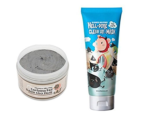 Elizavecca Milky Piggy Hell-Pore Clean Up nose Mask With Car