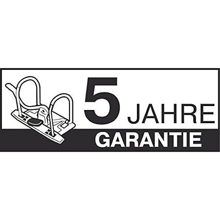 6,5 cm Breite Leitz 11090004 Multifunktions-Ordner arktik wei/ß , Gummibandverschluss, Kunststoff, Active Style A4, Runder R/ücken