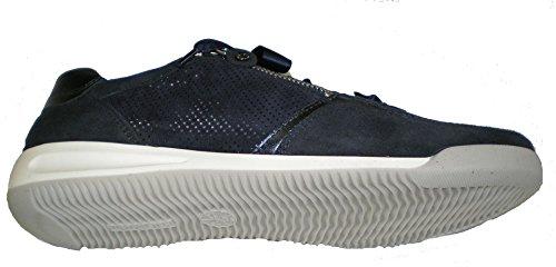 Sneaker Blu In Pelle Ara