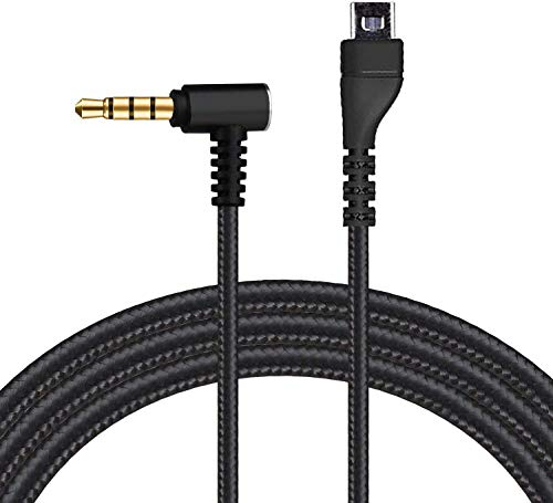 Vcddom Upgraded Replacement Audio Cable for SteelSeries Arctis 3, Arctis 5, Arctis 7, Arctis Pro Wireless, Arctis Pro Gaming Headset 2m/6.5 Feet
