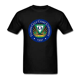 Wantai men 39 s florida gulf coast university for Amazon custom t shirts