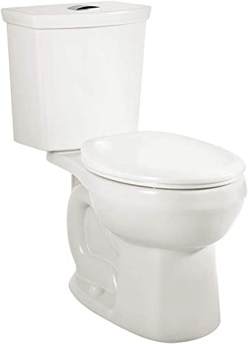 American Standard H2Option Dual Flush Right Toilet
