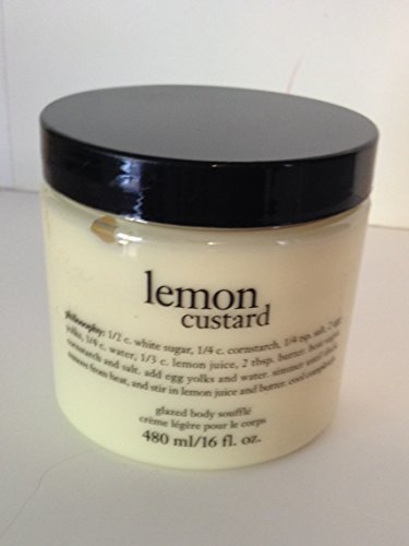 Philosophy Lemon Custard Glazed Body Souffle 16 fl. oz.