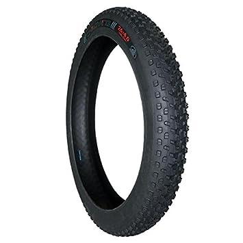MSC Bikes Big Daddy Kv 2C Neumático, Negro, 20 x 4,0