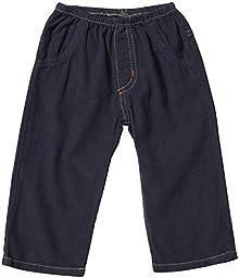 Charlie Rocket Baby Boys\' Corduroy Pants (Baby) - Atlantic - 6-9 Months