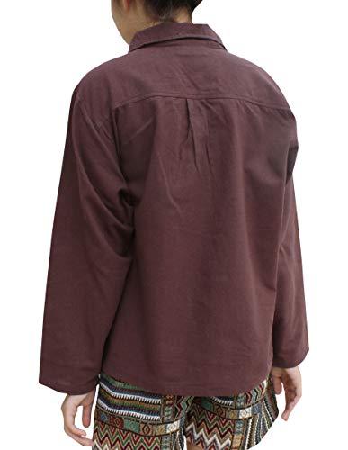 Svenine Cotton Medieval Button Sleeve Shirt Renaissance Pirate Costume