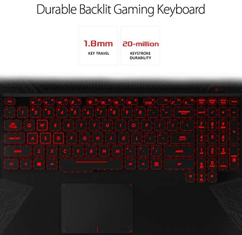 2019 ASUS TUF 15.6″ FHD 120Hz 3ms Premium Gaming Laptop | Intel 6-Core i7-8750H up to 3.9GHz | 16GB RAM | 128GB SSD Boot + 2TB HDD | NVIDIA GeForce GTX 1060 6GB | Backlit Keyboard | Windows 10 41Xfg4yPXPL