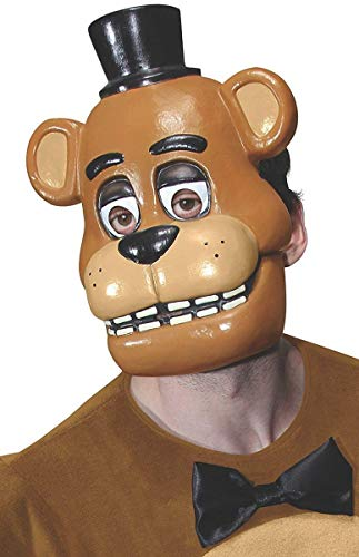 (Rubie's Adult Five Nights at Freddy's Freddy Half)