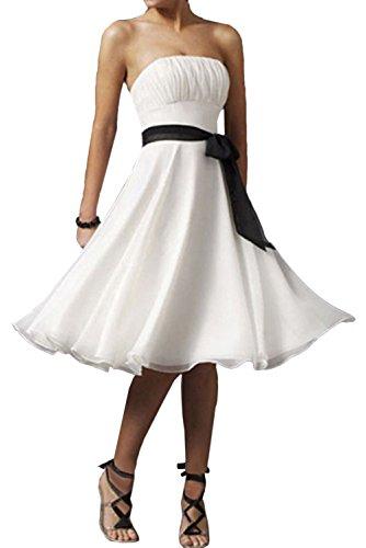 Ivydressing -  Vestito  - linea ad a - Donna bianco 64