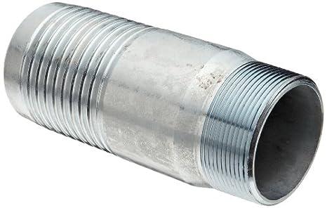 """New Dixon 5/"""" NPT x 5/"""" Hose Plated Steel Hose Adaptor Nipple"""