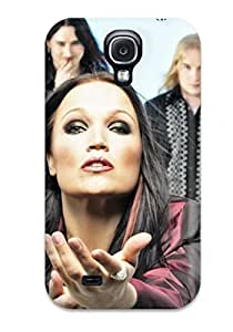 For Galaxy S4 Premium Tpu Case Cover Nightwish Protective Case by supermalls