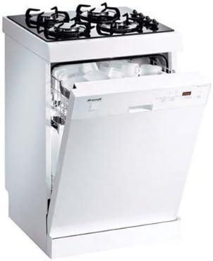 Brandt Dkh 810 Comine Lave Vaisselle Et Plaques De Cuisson Gaz