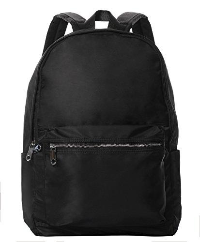 HONEYJOY Unisex Rucksack Student Girl Basic Laptop Shoulder Bag School Backpack