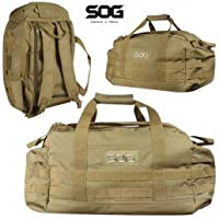 SOG Siege Two side drag handles Duffle