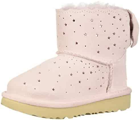 UGG Kids' Mini Bailey Bow Ii Starry Lite Fashion Boot