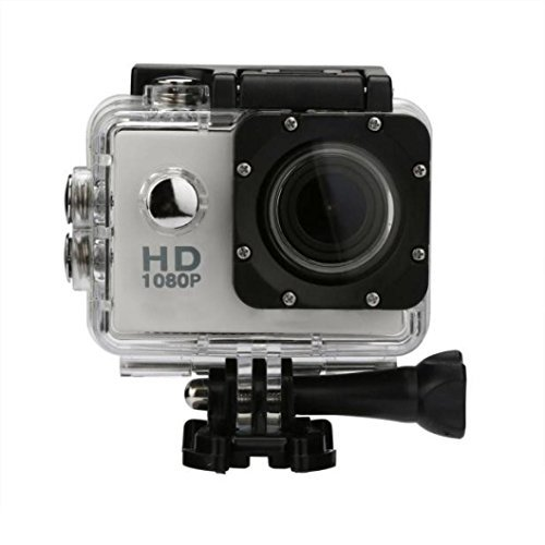 ONEMORES(TM) Mini Waterproof Sports Recorder Car DV Action Camera Camcorder 1080P HD
