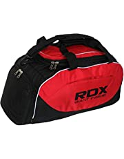 RDX Gym Holdall Gear Bag Duffle Gear Kit Sports MMA Gymsacks