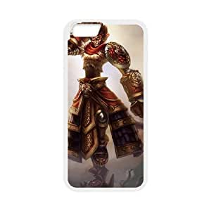 iphone6 4.7 inch White phone case Monkey king League of Legends LOL5709198