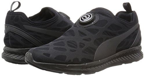 Puma DISC SLEEVE IGNITE STR FOAM Zapatillas Sneakers Negro para Unisex Evertrack