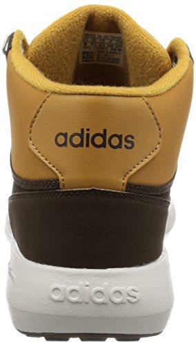 adidas Cloudfoam Race Wtr Mid, Zapatillas de Deporte para Hombre Marrón (Marosc / Mesa / Griper)