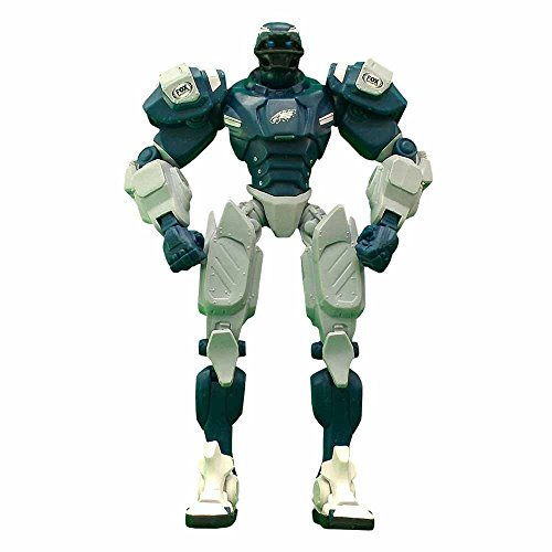 "Philadelphia Eagles 10"" Team Cleatus FOX Robot NFL Football Action Figure Version 2.0"