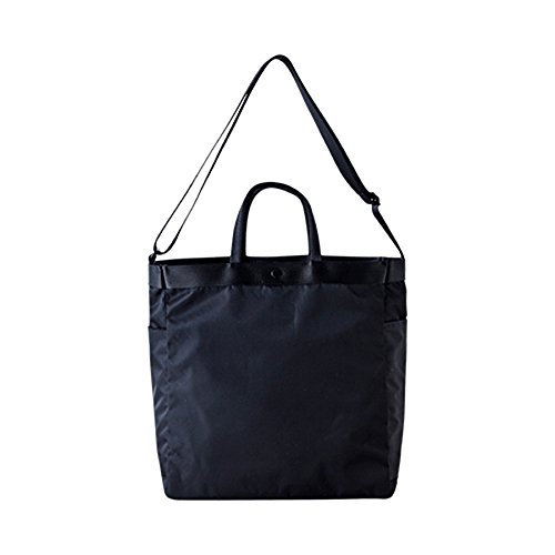 Bags Hand Totes Black carry Nylon Travel For amp; Waterproof Shoulder Bag Handbag Defeng Gym Trip Cross Sports Women Men Body z0q8wvHx