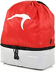 Mintra Sports Drawstring Bags - Backpack, Cinch Sackpack, Bag, String, Sports, Gym, Waterproof, Unisex, Used for Gym, Sport, Workout