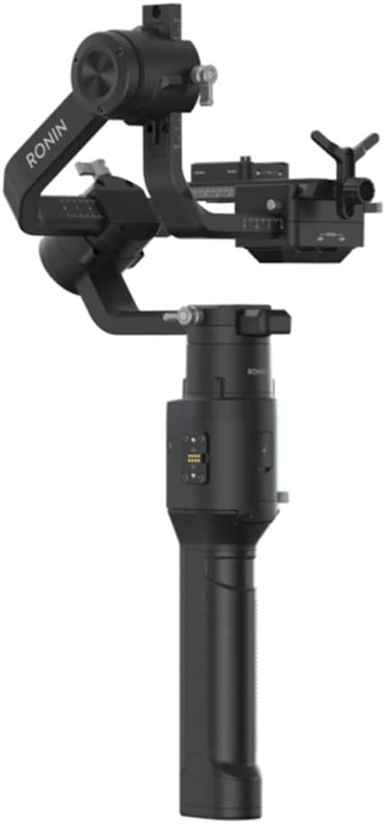 DJI Ronin-S Essentials Kit - Camera Stabilizer 3-Axis Gimbal Handheld for DSLR Mirrorless Cameras up to 8lbs / 3.6kg Payload for Sony Nikon Canon Panasonic Lumix, Black : Camera & Photo