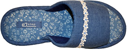 Pantofole Da Donna Di Ezstep Blu