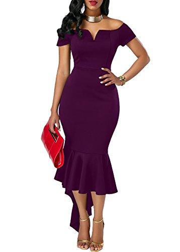 evening dress for plus size ladies - 5