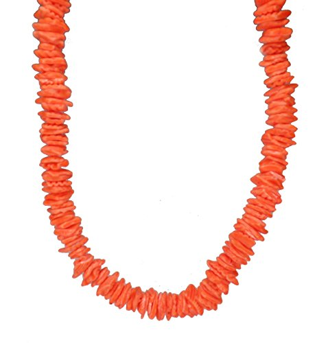 Exotic & Trendy Jewelry, Books and More Puka Necklace 18 Inch-Surfer Necklace Puka Shell Necklace Beach Necklace - Shell Necklace-Hawaiian Necklace Beach -