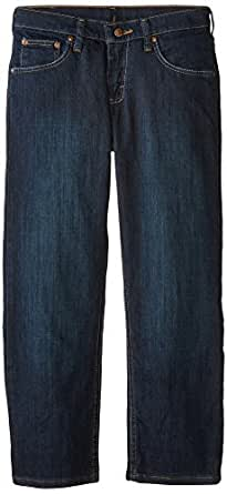 Lee Big Boys' Premium Select Straight Leg Jean, Bowery, 8/Slim