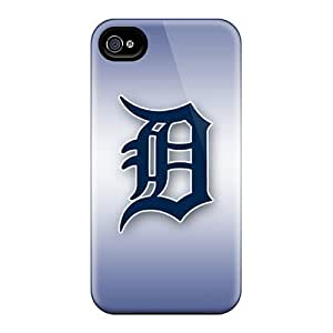 Hot Fashion OMX3101XPbr Design Cases Covers For Iphone 6plus Protective Cases (detroit Tigers)