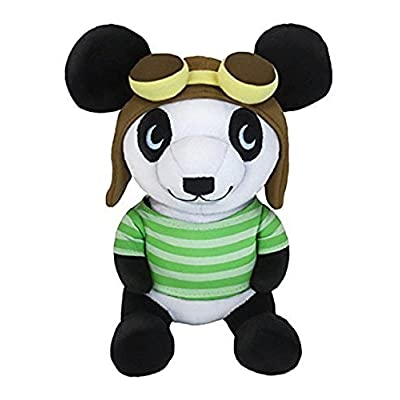 Squishable Chu's Day Plush Toy by Neil Gaiman and Adam Rex, 7