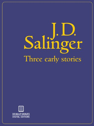 Three early stories illustrated kindle edition by jd salinger three early stories illustrated by salinger jd fandeluxe Images