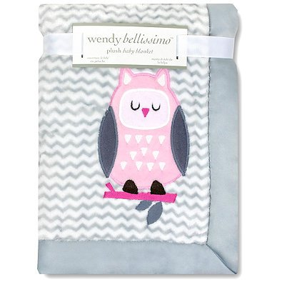 wendy-bellissimo-mix-match-owl-applique-plush-blanket-in-grey-pink