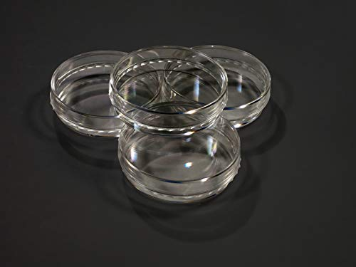 EZ-LINE Cell Culture Dishes Tissue Culture Treated, 90x20mm, 200 per case