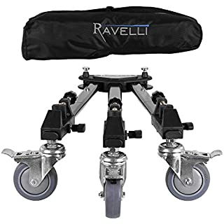 Ravelli ATD Tripod Dolly for Camera Photo Lighting (B000YB862E) | Amazon price tracker / tracking, Amazon price history charts, Amazon price watches, Amazon price drop alerts