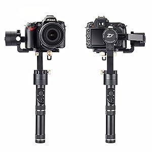 Zhiyun Crane Plus 3-Axis Handheld Gimbal Stabilizer 5.5lb Payload Timelapse MotionMemory Object Tracking FPV POV Mode Nightlapse f/Sony Panasonic Fujifilm Canon Nikon DSLR